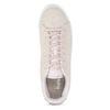 Ružové tenisky z brúsenej kože adidas, ružová, 503-2554 - 17