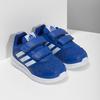 Modré detské tenisky adidas, modrá, 109-9147 - 26