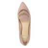 Dámska kožená Loafers obuv bata, 523-5659 - 17