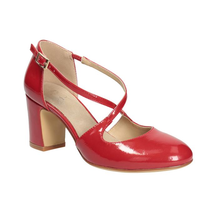 969d81f7cb0b Insolia Lakované dámske lodičky - Všetky topánky