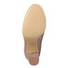 Kožené lodičky na stabilnom podpätku insolia, 723-5605 - 19