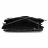 Kožená pánska aktovka bata, čierna, 964-6289 - 15