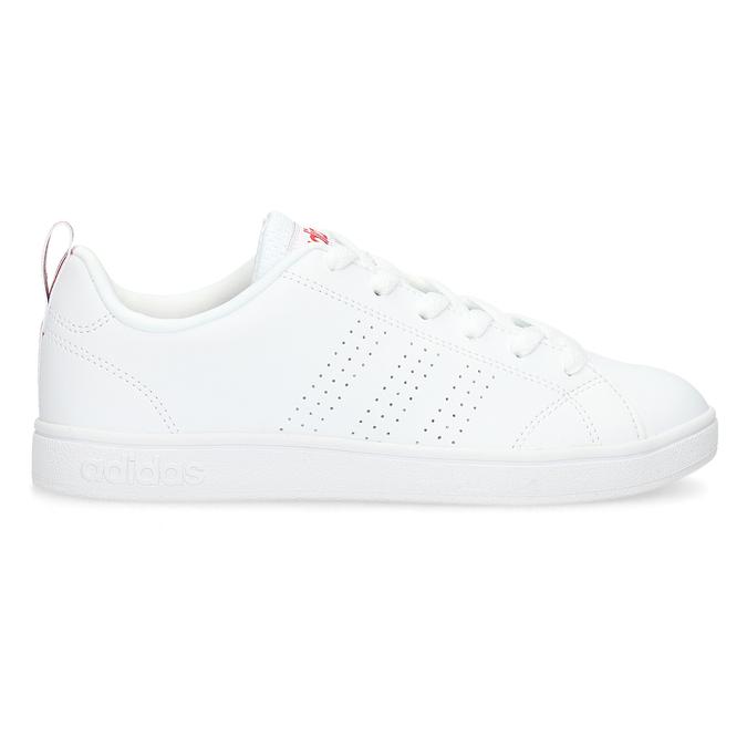Biele dámske tenisky adidas, biela, 501-5500 - 19