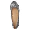 Strieborné dámske baleríny bata, 529-1640 - 15