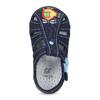 Chlapčenská domáca modrá obuv mini-b, modrá, 179-9601 - 17