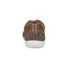 Pánske kožené tenisky v ležérnom štýle weinbrenner, hnedá, 846-4805 - 15