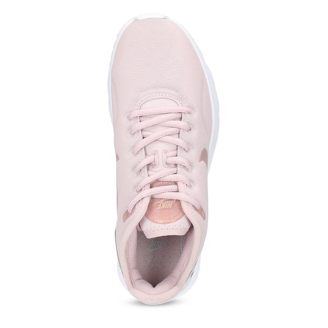 Ružové dámske tenisky športového strihu nike, ružová, 509-5841 - 17