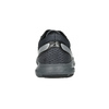 Pánske šedé tenisky športového strihu power, čierna, 809-6853 - 16