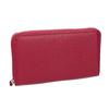 Červená kožená peňaženka bata, červená, 944-5190 - 13