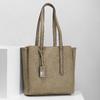 Dámska kabelka s dlhšími rúčkami gabor-bags, hnedá, 961-4011 - 17