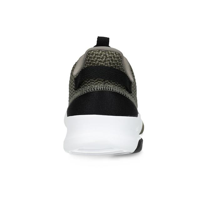 Pánske khaki tenisky adidas, 809-7201 - 15