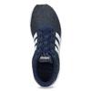 Modré chlapčenské tenisky športového strihu adidas, modrá, 409-9388 - 17