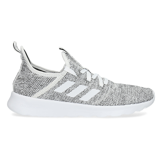 Tenisky s vykrojením v pätovej časti adidas, šedá, 509-2569 - 19
