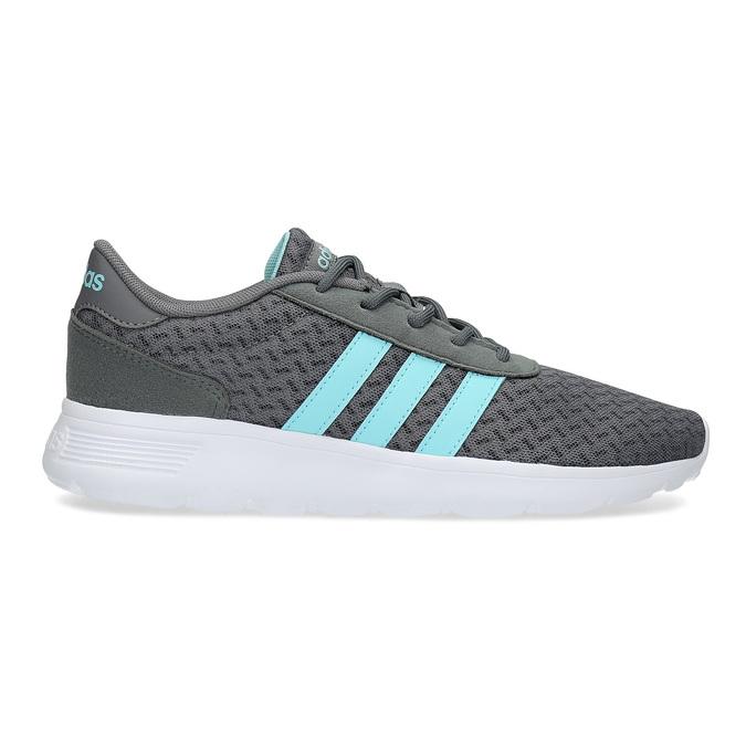 Adidas šedé dámske tenisky adidas, šedá, 509-2435 - 19