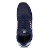 Pánske modré kožené tenisky New Balance new-balance, modrá, 803-9207 - 17