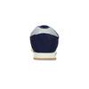 Pánske modré kožené tenisky New Balance new-balance, modrá, 803-9207 - 15