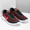 Pánske tenisky s pleteným zvrškom nike, červená, 809-5716 - 26