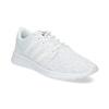 Biele dámske tenisky s čipkou adidas, biela, 509-1112 - 13