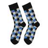 Pánske ponožky s kostričkami bata, viacfarebné, 919-9801 - 26