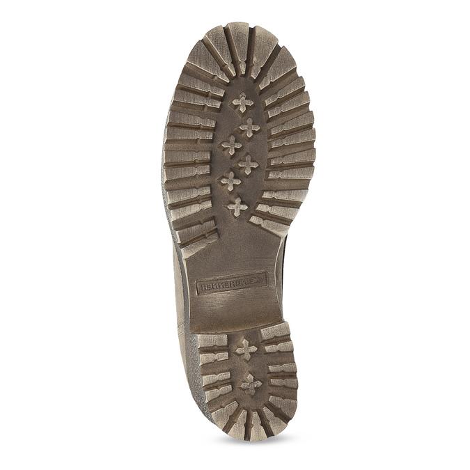 Kožená dámska zimná obuv weinbrenner, hnedá, 696-4336 - 18