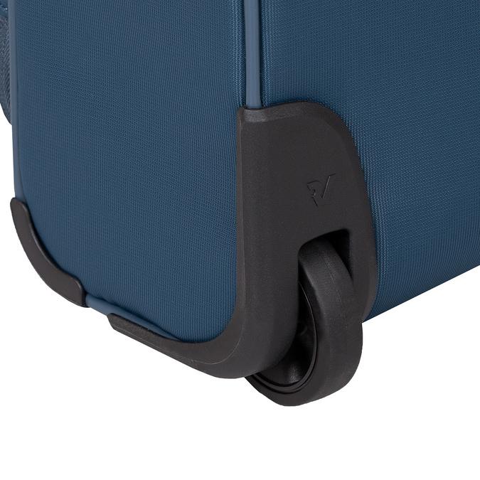 Palubný tyrkysový kufor roncato, modrá, 969-9722 - 16