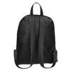 Čierny dámsky batoh s kamienkami bata, čierna, 961-6867 - 16