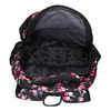 Školský batoh s bodkami bagmaster, ružová, 969-5719 - 15