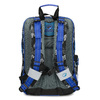 Školský batoh s autom bagmaster, modrá, 969-9713 - 16