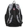 Čierno-biely školský batoh bagmaster, šedá, 969-2719 - 16