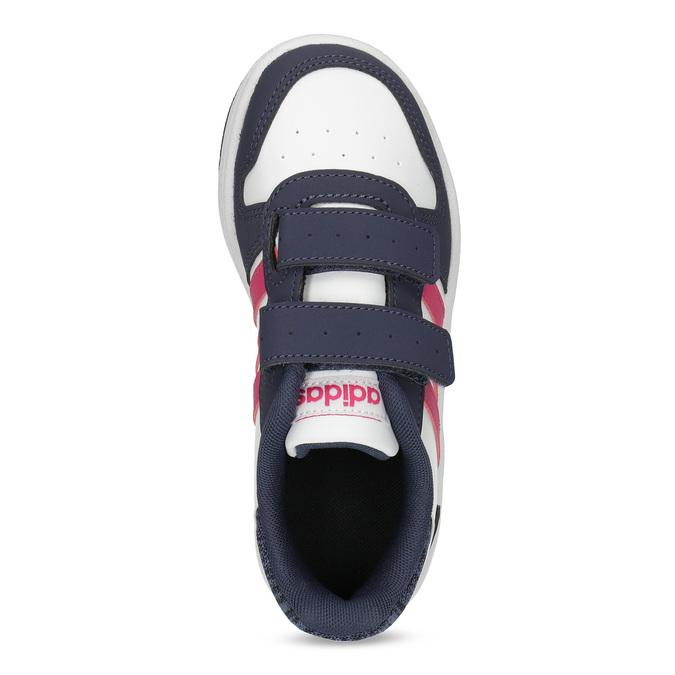 Detské ležérne tenisky so suchými zipsami adidas, viacfarebné, 301-1208 - 17