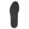 Dámske čierne čižmy s výrazným zipsom bata, čierna, 691-6636 - 18