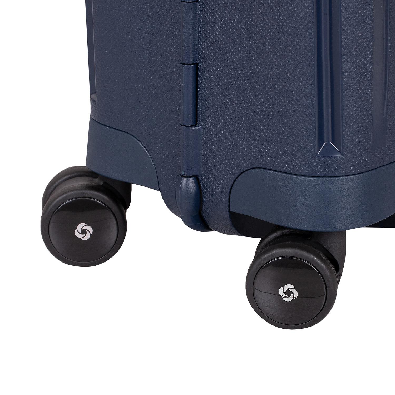 1ce667ace38c2 ... Kvalitný škrupinový kufor samsonite, modrá, 960-9321 - 16 ...