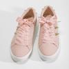 Ružové dámske tenisky s kovovými cvokmi north-star, ružová, 521-5641 - 16