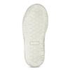 Členkové detské tenisky na suché zipsy mini-b, čierna, 211-6627 - 18