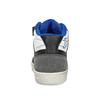Členkové detské tenisky na suché zipsy mini-b, čierna, 211-6627 - 15