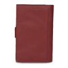 Dámska kožená peňaženka bata, červená, 944-5155 - 16