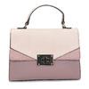 Staroružová dámska kabelka bata-red-label, ružová, 961-9892 - 26
