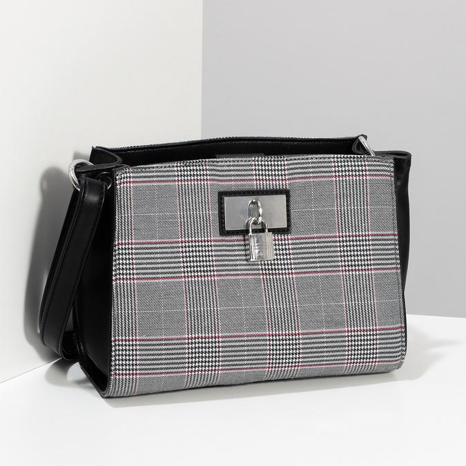 Dámska kabelka so zámkom bata-red-label, viacfarebné, 961-0902 - 17