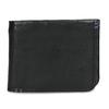 Kožená čiernw pánska peňaženka bata, čierna, 944-6214 - 26