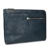 Pánske kožené púzdro na dokumenty bata, modrá, 964-9312 - 13