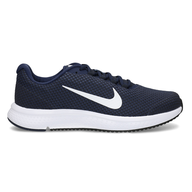 Pánske modré športové tenisky nike, modrá, 809-9882 - 19