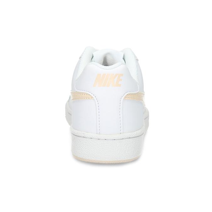 Dámske biele ležérne tenisky nike, biela, 501-1125 - 15
