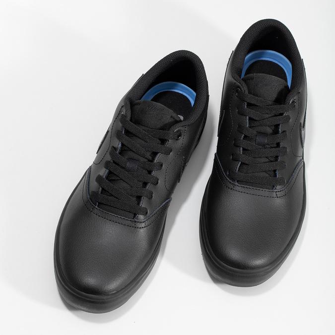 Čierne pánske ležérne tenisky nike, čierna, 801-6244 - 16