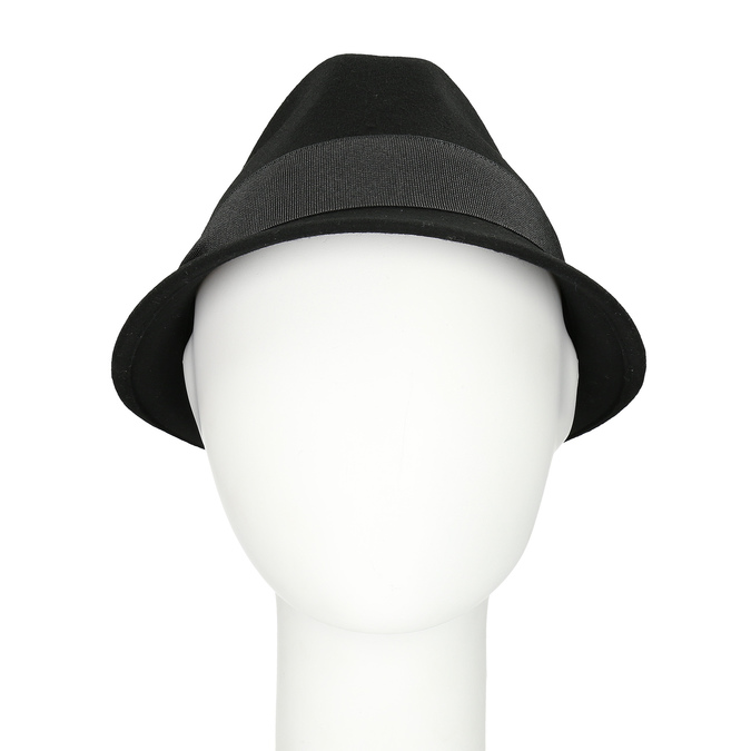 Čierny klobúk bata, čierna, 909-6354 - 16