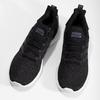Členkové pánske tenisky so vzorom adidas, čierna, 809-6114 - 16