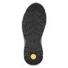 Pánska kožená čierna členková obuv camel-active, čierna, 826-6001 - 18