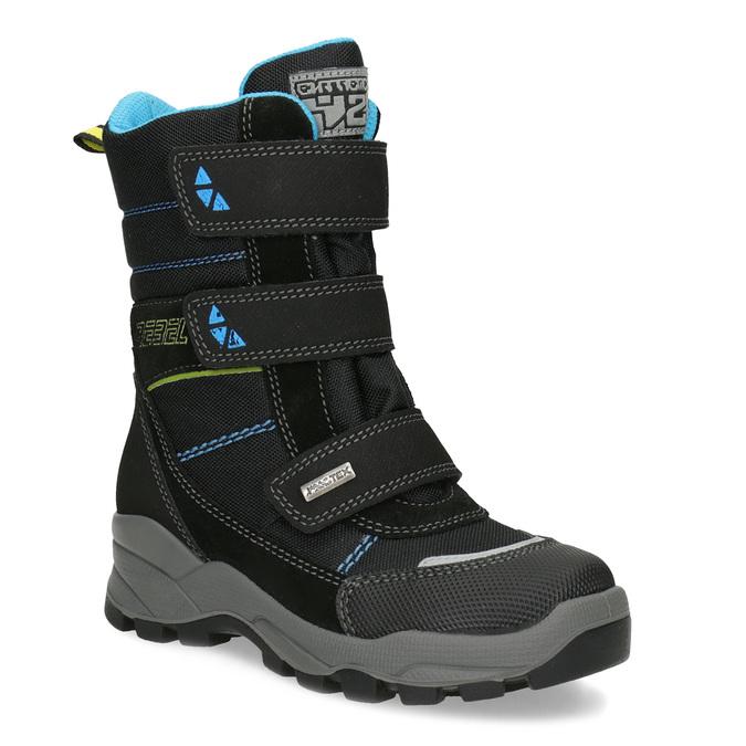 Mini B Chlapčenské vysoké snehule - Zimná obuv  230e57ef6a7