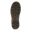 Hnedá pánska kožená členková obuv caterpillar, hnedá, 806-3107 - 18