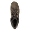 Kožená hnedá pánska outdoorová obuv caterpillar, hnedá, 806-4108 - 17