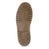 Hnedá pánska kožená členková obuv weinbrenner, hnedá, 896-4630 - 18